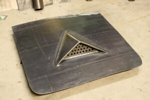Vent Slate With Hole Punch